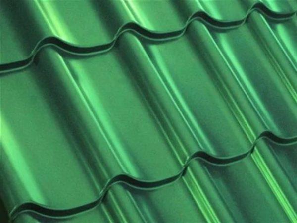 PVDF — наиболее качественное и дорогое полимерное покрытие
