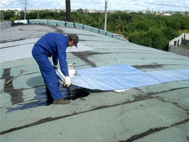 Как отремонтировать крыши