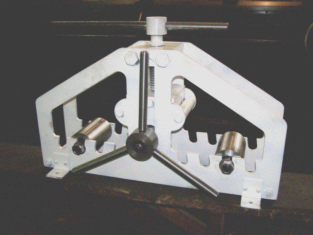 Горизонтальный трубогиб для профильной трубы своими руками