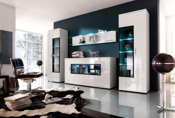 10 советов дизайнера по выбору стенки в гостиную
