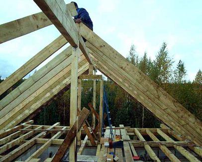 Сделать крышу своими руками не так сложно, как может показаться на первый взгляд.