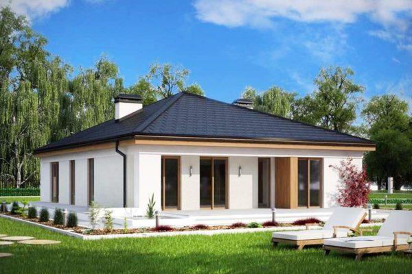 Сегодня крыша на четыре ската самая распространенная и это не случайно, так как она надежная и отлично смотрится