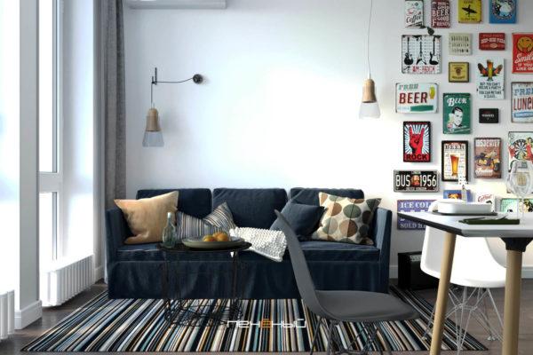 Как оформить интерьер как с обложки журнала