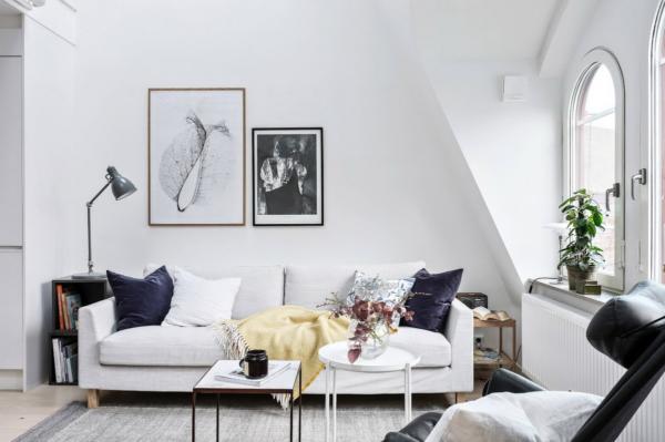 Какие светильники выбрать для интерьера в скандинавском стиле