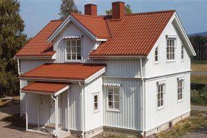 Крыша с несколькими скатами