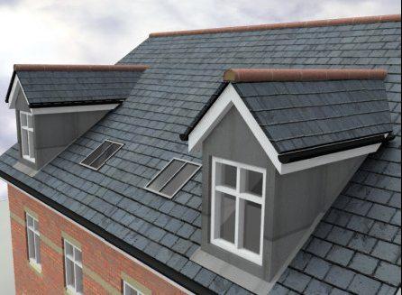Сделать Как сделать окно в крыше своими