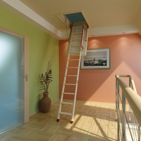 Современные чердачные люки с лестницей – целые механизмы, что называется, «два в одном»