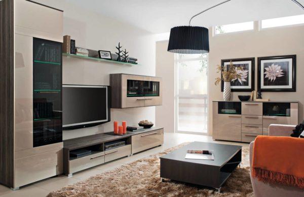 Как выбрать модульную мебель для гостиной