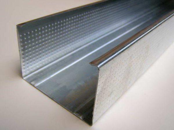 Стоечный профиль будет нашим основным материалом при постройке теплицы