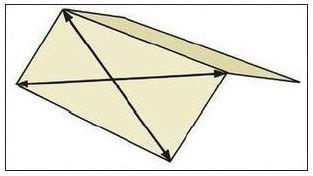 стропильная система над эркером