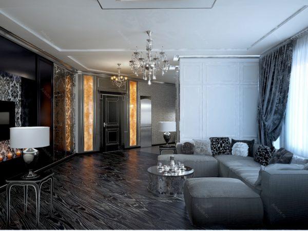 Как правильно создать стиль ар-деко в квартире