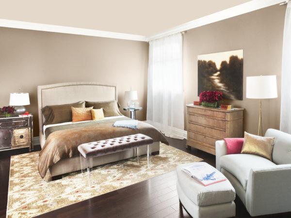 Как подобрать цвет пола к цвету стен и мебели