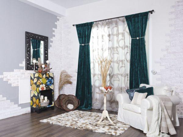 Стоит ли использовать тюлевые занавески в квартире