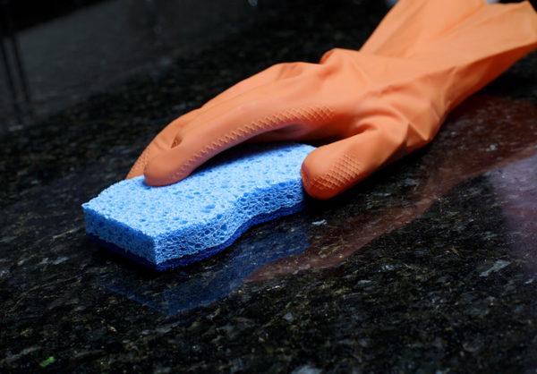 Как ухаживать за столешницей из искусственного камня