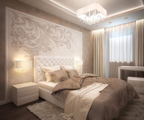 Как выбрать обои для уютной спальни