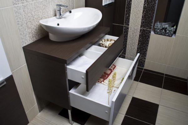 Как выбрать раковину с тумбой в ванную комнату