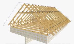 устройство крыши частного дома