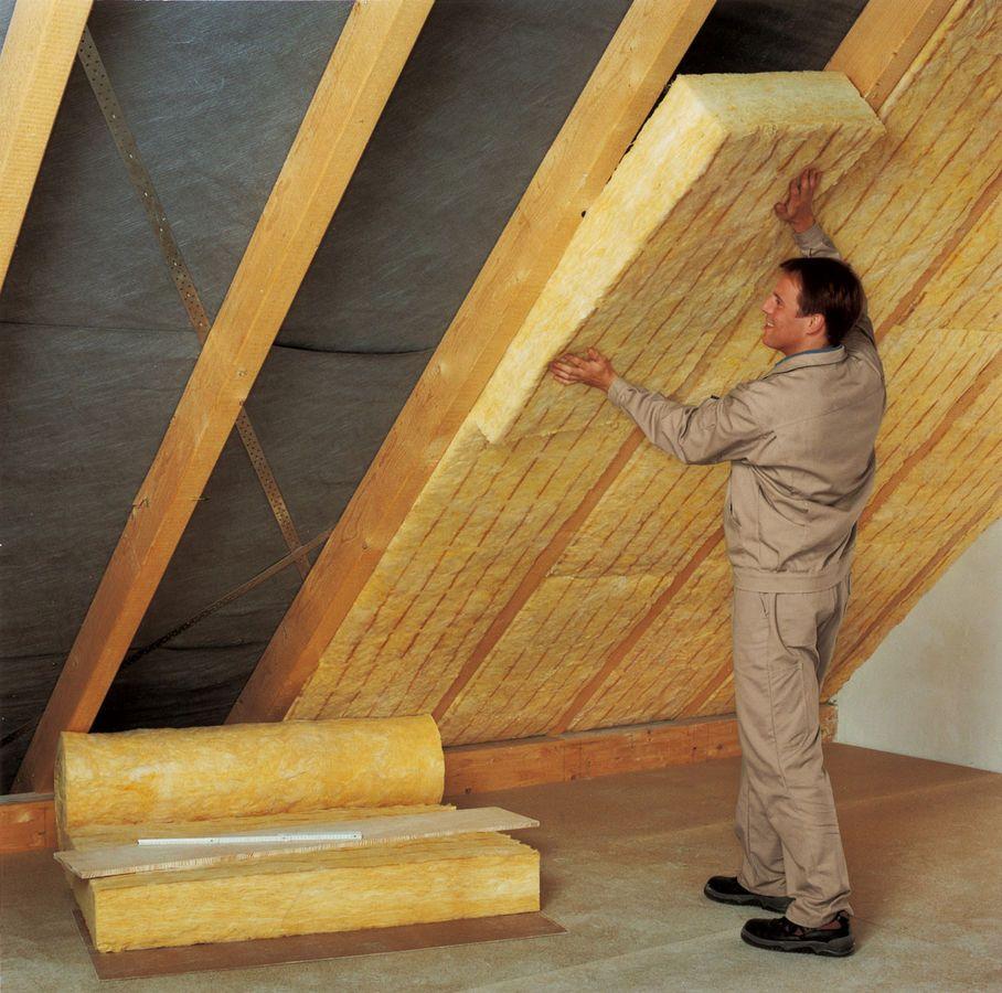 Как утеплить крышу изнутри своими руками фото 301