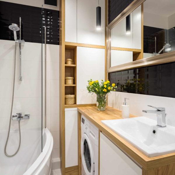 Как оформить интерьер ванной и уместить все необходимое