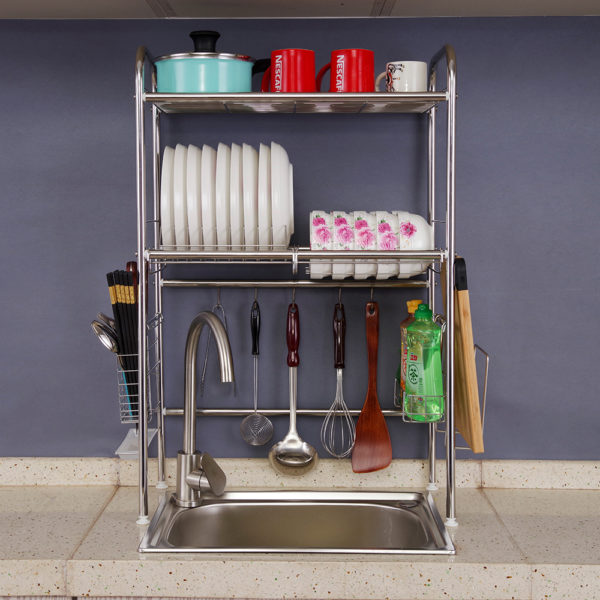Как выбрать удобную и долговечную сушилку для посуды