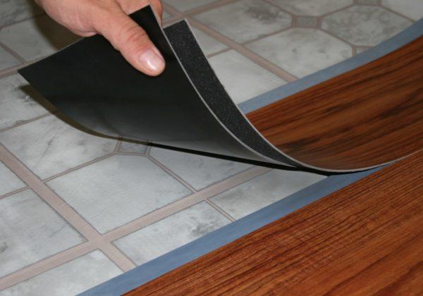 Что такое виниловое напольное покрытие и в чем его преимущества
