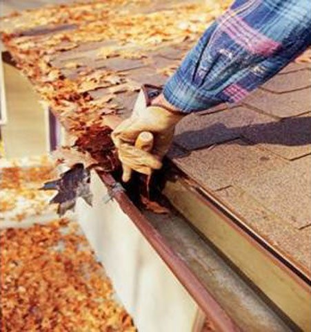 водостоки для крыши монтаж