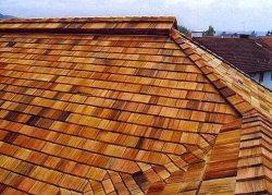 выбор цвета крыши