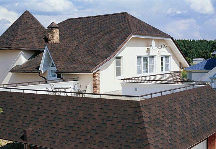 Выбор типа кровли во многом зависит от особенностей крыши