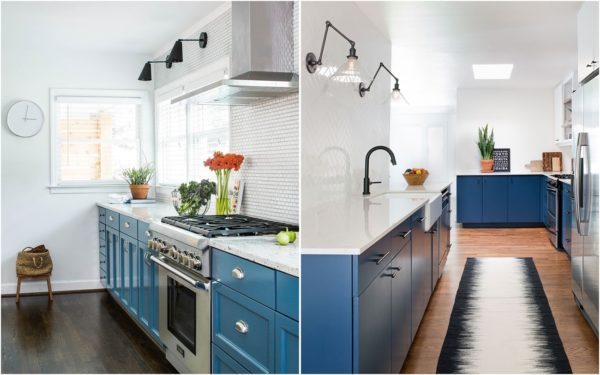 Можно ли использовать настенные светильники на кухне
