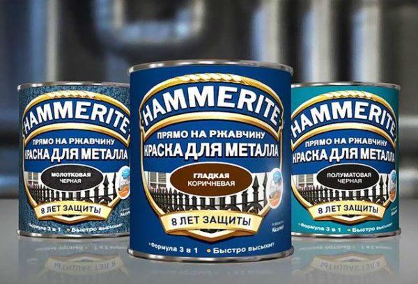 Я рекомендую составы «Хаммерайт», их цена высока, но и качество выше всяких похвал