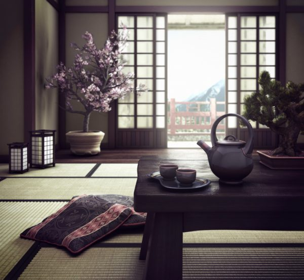 9 стильных предметов декора для японского стиля