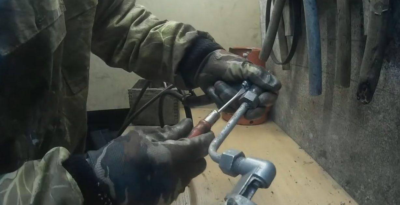 Газовий пальник фото
