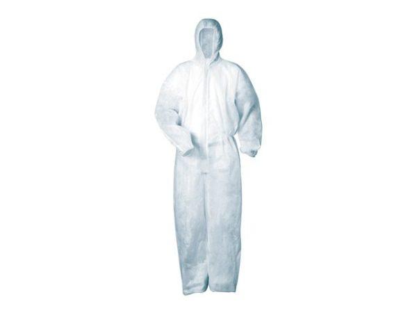 Защитный костюм исключит попадание жидкой резины на одежду