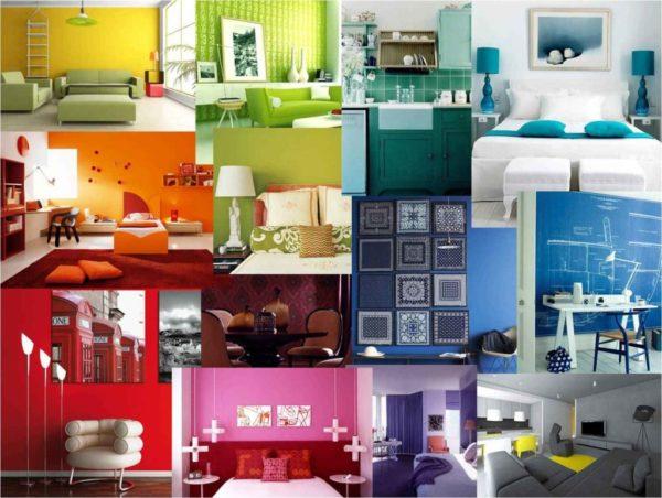 9 способов добавить цвет в интерьере квартиры