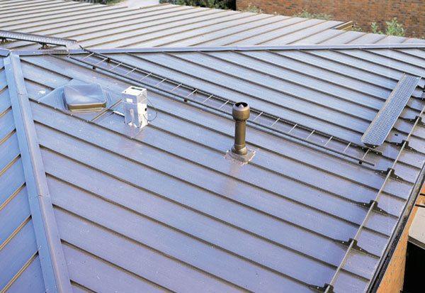 Жесткая крыша